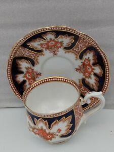 Royal-Albert-Vinatge-Teacup-amp-Saucer-Royalty-Imari-Pattern-No-769616-1930s