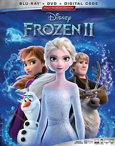 Disney-Frozen-2-Bluray-Dvd-Codigo-Digital-Nueva-Con-Slipcover-Envio-Gratis