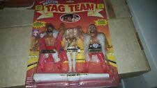 Remco AWA, Tag Team Wrestlers 3 Pack, Jimmy Garvin, Steve Regal, Precious, Error