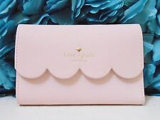 NWT Kate Spade Lily Avenue Kieran Saffiano Leather Wallet Pink Ballet Slipper