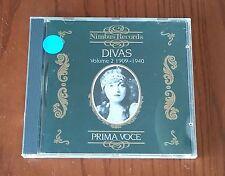 DIVAS VOL.2 1909-1940 - PRIMA VOCE - CD