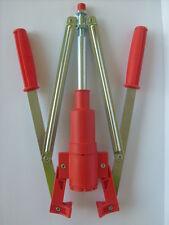 Hand-Verkork-Apparat aus Metall für Weinflaschen - Korkmaschine Handverkorker