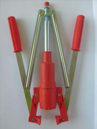 Hand-Verkork-Apparat aus Metall für Weinflaschen Korkmaschine Handverkorker