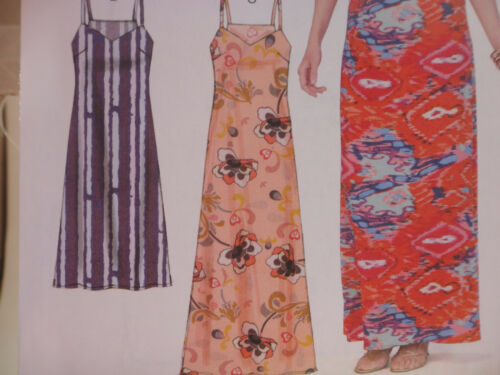 Misses/' EASY Pullover Loose Fitting Dresses Pattern Sz 12-20 McCall/'s 7158
