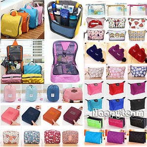 Womens-Travel-Cosmetic-Storage-Makeup-Bag-Zip-Case-Pouch-Toiletry-Wash-Organizer