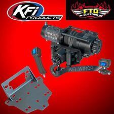 KFI SE35 Stealth 3500lb Winch and Mount Kit Can-AM Maverick UTV SE35 10-1055