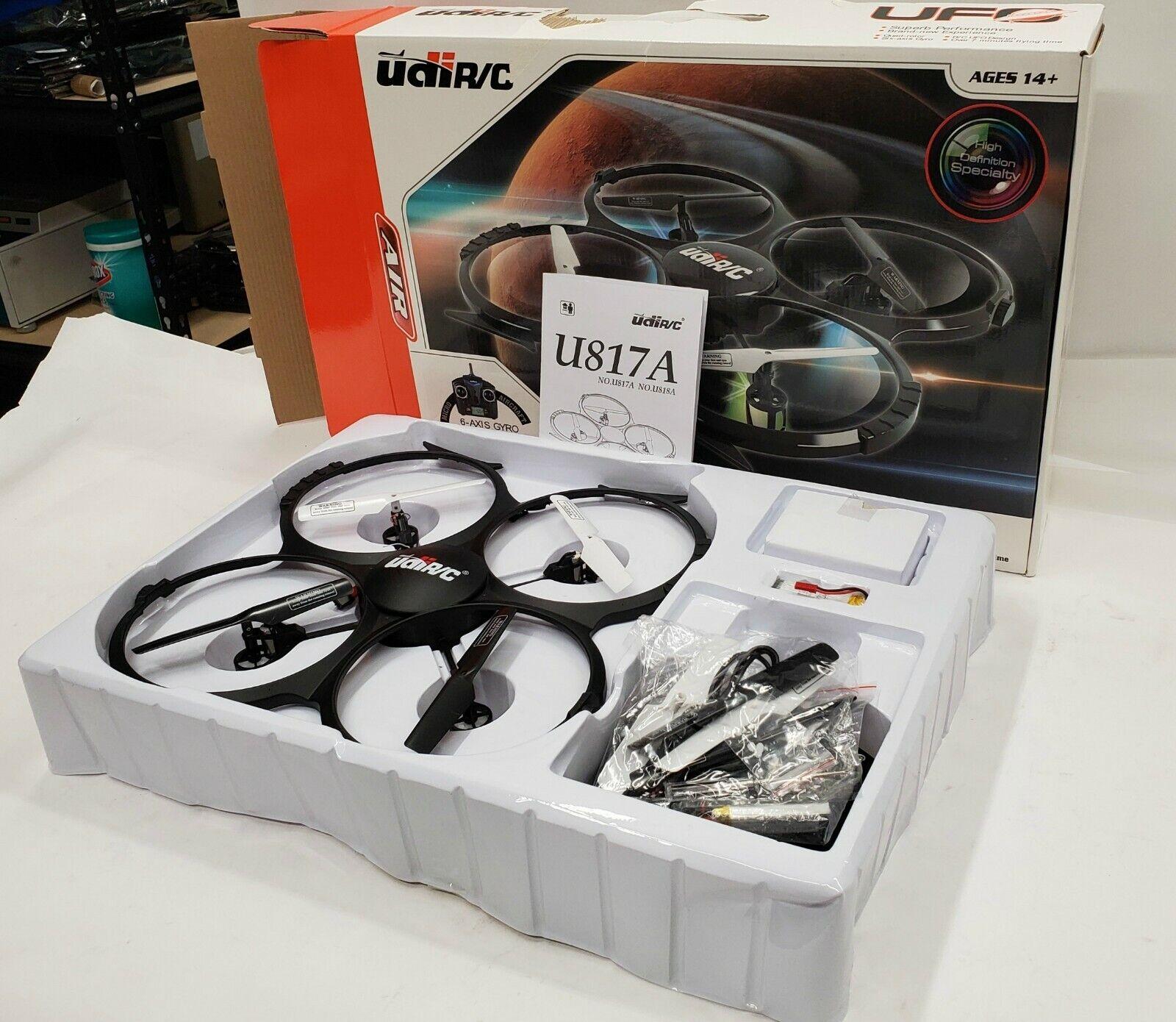 Genuine UDIR C U818A Video Quadcopter  Drone Warranty  Sito ufficiale