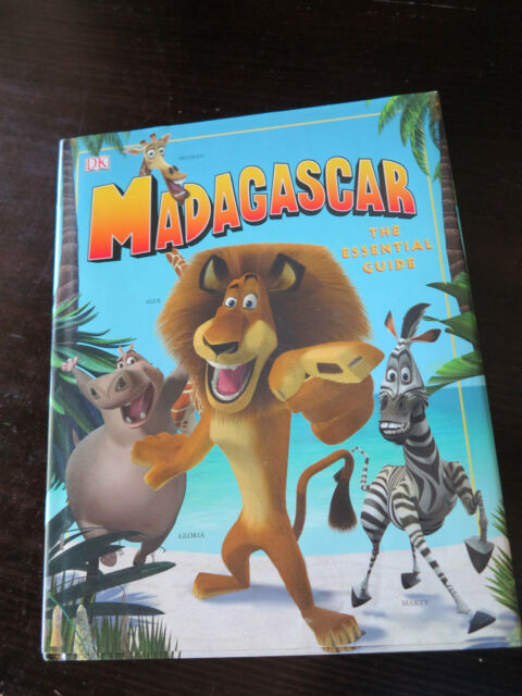 """Madagascar"": The Essential Guide by Stephen Cole"