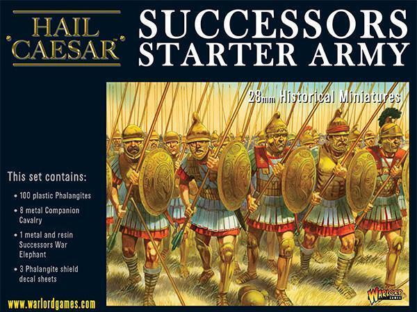 Hail Caesar BNIB Successor Starter Army WGH-102614001