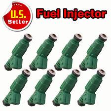 8X Flow Fuel Injectors Fit Chevrolet Pontiac Ford TBI LT1 LS1 LS6 440 42lb EV1