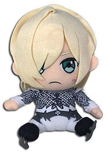 """Yuri!! on Ice Adorable Plisetsky Yurio 7/"""" Plush Doll w// Figure Skating Clothes"""