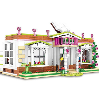 NEW Genuine 455Pcs City Series Sunshine Hotel building blocks Bricks Model Toys