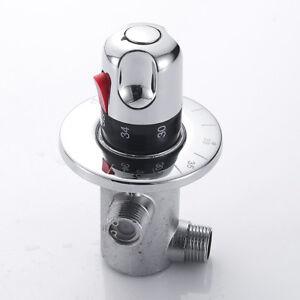 Miscelatore Termostatico Per Doccia Bagno.Miscelatore Termostatico Valvola Cromato Shattaf Doccia Bidet Spray