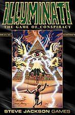 Illuminati - Deluxe Edition - Humour Card Game