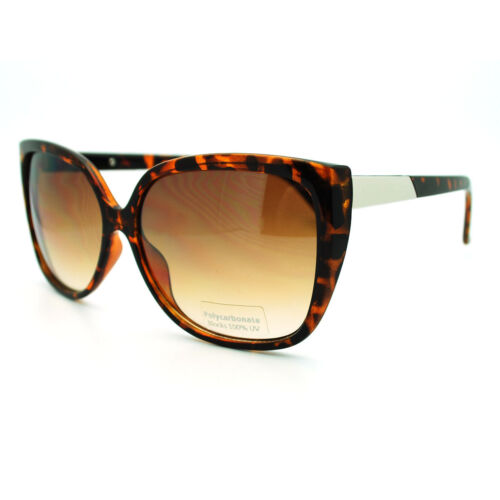 5 Colors Women/'s Butterfly Style Oversized Sunglasses