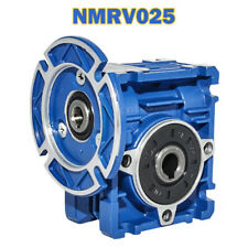 Nmrv 025 Worm Gear Reducers Gearbox Reduction Ratios From 75 To 60