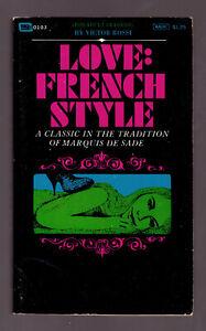 Love-French-Style-Victor-Rossi-vintage-1969-erotica-GGA-sleaze-NM