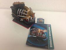 NIGHTMARE EXPRESS Skylanders Trap Team figure+card+code