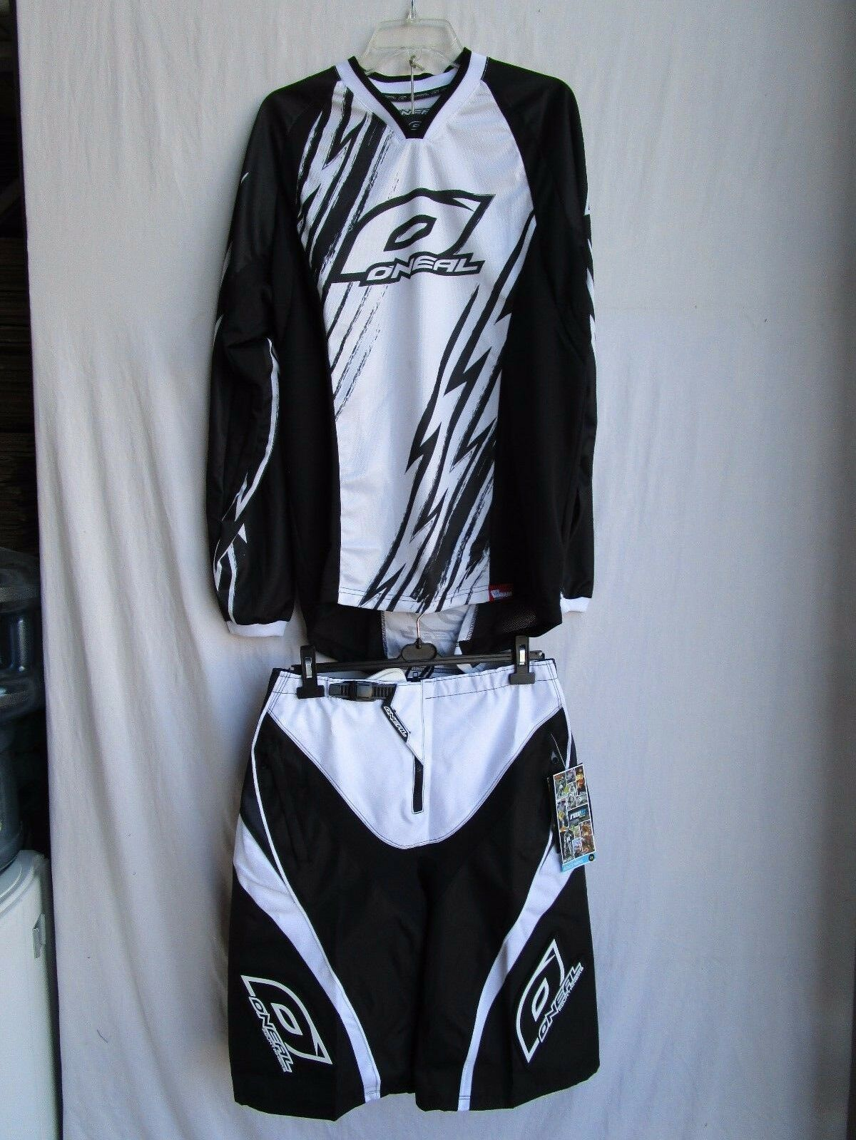 ONEAL element FR men's COMBO BMX MTB DH set  shorts 34 and jersey EXTRA LARGE  wholesale price and reliable quality