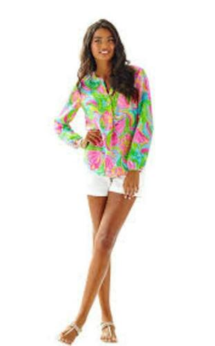 Lilly Pulitzer Lilly New Pulitzer Nuovo wqtp0p7An
