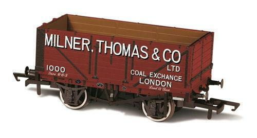 OXFORD RAIL OR76MW7027 1:76 OO SCALE Milner Thomas And Co London No1000 7 Plank