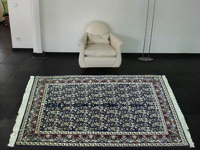 Feiner Palast Perser Teppich Isfahan 160x105 Korkwolle Seide 640.000 Knoten The Latest Fashion Rugs & Carpets