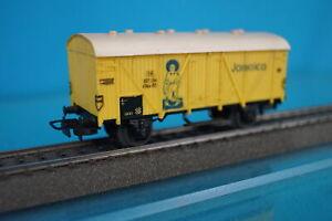 Marklin 4509 307/2 DB Reefer car yellow 50-ies