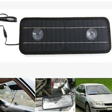 4.5W 12V Solar Panel Car Lighter Charger Camping Hking Supplies