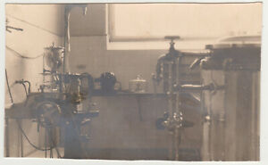 INDUSTRIAL-MACHINERY-Unusual-Abstract-Snapshot-1910s-Antique-Old-Photo