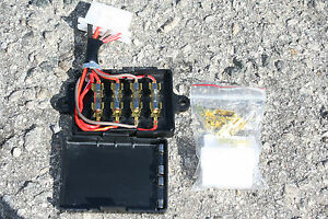 s l300 motorcycle universal fuse box replacement 4 fuse circuit fusebox motorcycle fuse box at panicattacktreatment.co