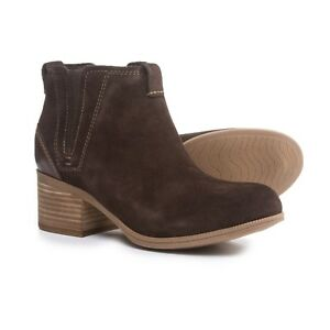 e48b140fc Image is loading New-Women-s-Clarks-Maypearl-Daisy-Ankle-Boots-