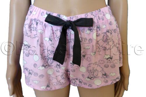 Official WINNIE THE POOH SHORTS Seamless BRA Pink Pyjama Disney Socks Present PJ