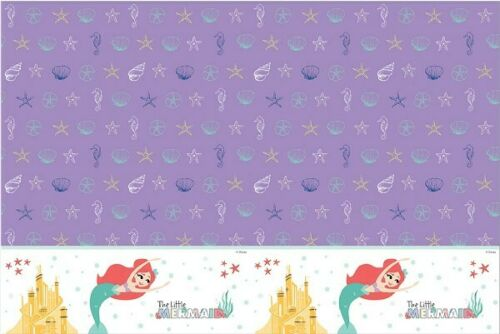 Ariel Under The Sea Little Mermaid Birthday Party Tableware and Decorations