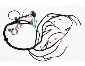 03 07 Ls Vortec Standalone Wiring Harness Drive By Cable 4l80e 4 8 5 3 6 0 Dbc Ebay