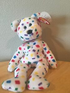 109266a98b6 TY 2K BEANIE BABY WITH FLAT TUSH TAG RARE ERRORS COLLECTIBLE