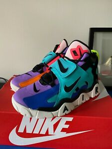 Erasure owner feather  Nike x Atmos Air Barrage Mid (men's size 9) Brand new in box | eBay