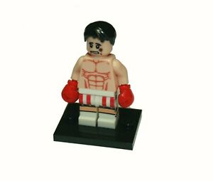 ROCKY MOVIE MINIFIGURE FIGURE USA SELLER NEW IN PACKAGE