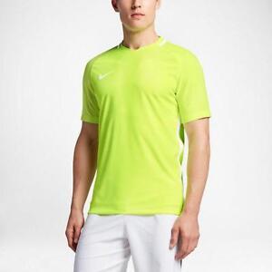 ff9f15d3 NEW Nike Men's Strike AeroSwift Soccer Shirt Volt/White 725868-704 ...