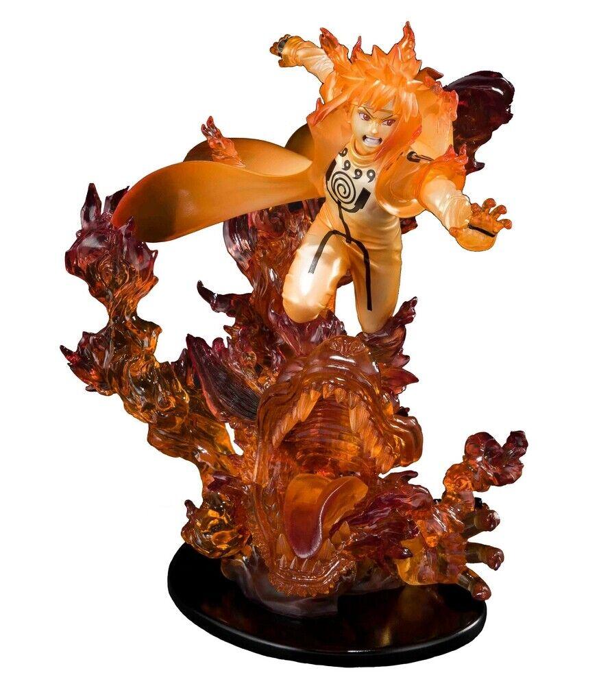 Figurine Figuarts Zero Minato Kurama Kizuna Relation - Naruto - 21 cm