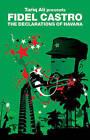 The Declarations of Havana by Fidel Castro (Paperback, 2008)