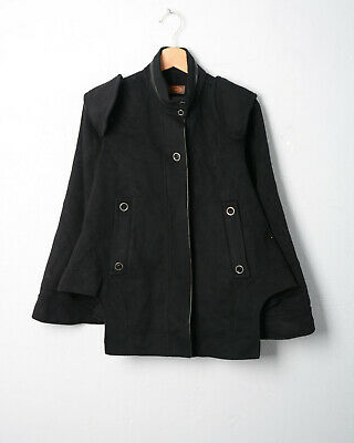 Instancabile Tod's- Mantella Cape Coat Tg 46 Gd30