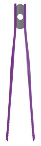 Colourworks 26.5cm de largo de silicona Cocina Ensalada de Pinzas De Servir Pinzas de cocina