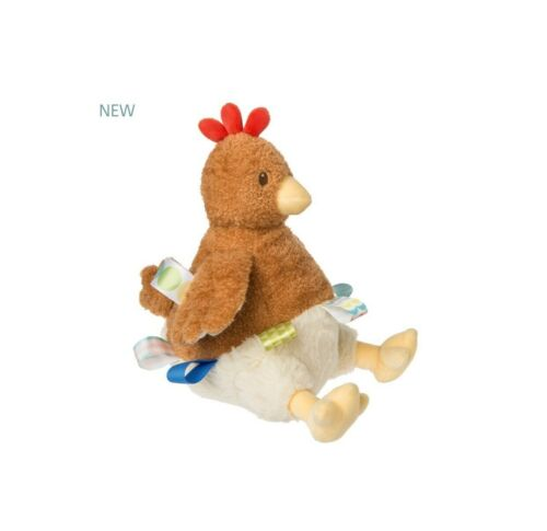 Rattle Mary Meyer Taggies  Sensory Stuffed Chikki Chicken Musical Toy
