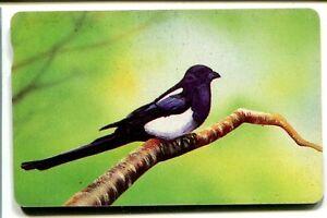 ASIE TELECARTE - PHONECARD .. COREE DU SUD 2900W AUTELCA OISEAU BIRD N°1 1991 ZzOcJdPo-09084912-989209333