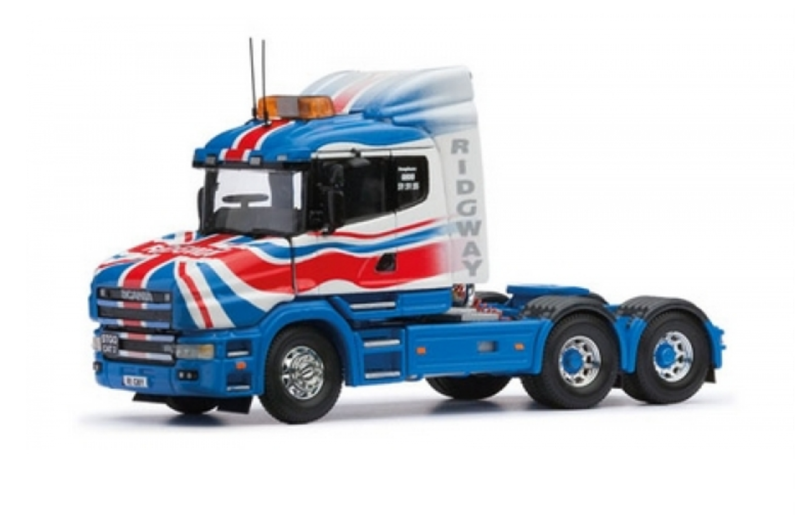 1 50 Scania T Ridgway 1 50 • CORGI CC12832