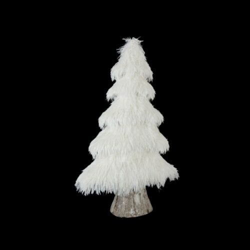 50 cm Fééric Lights and Christmas White Small Christmas Tree