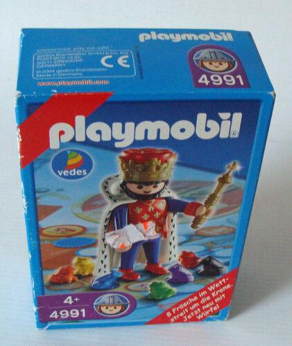 König Würfelspiel 4 Playmobil 4991 Neu/New