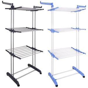 Image Is Loading 66 034 Laundry Clothes Storage Drying Rack Portable