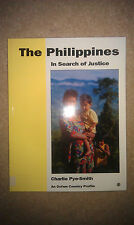 The Philippines: in search of justice, by Charlie Pye-Smith, 1997
