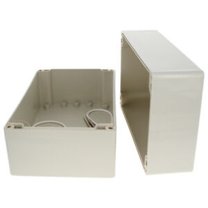 1PC ABS Electronic Electrical Junction Enclosure Box IP65 Waterproof Project